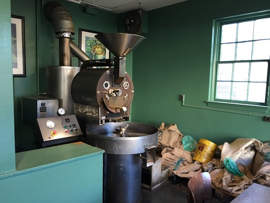 the coffee roaster - fresh as it gets