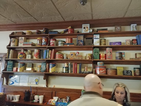 Red Lion, Pensylwania: Counter at Lion's Pride