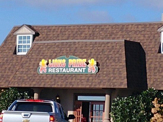 Red Lion, Pensylwania: Lion's Pride Restaurant