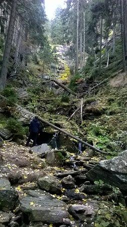 Bela Pod Pradedem, Czech Republic: Vysoký vodopád