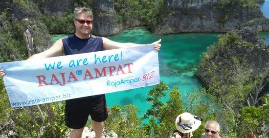 Sorong, Indonesien: Private Tour of Raja Ampat Biz