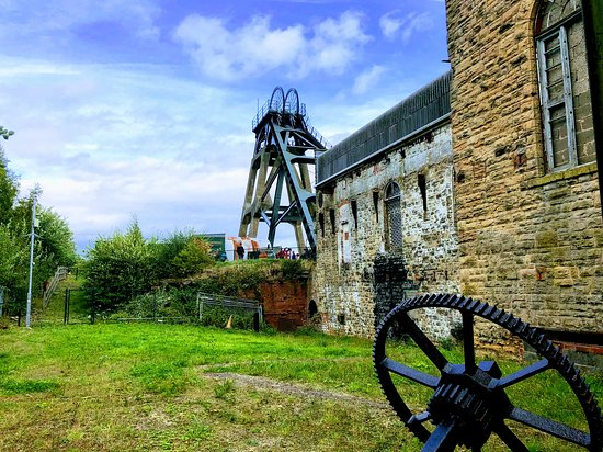 Pleasley Pit Country Park and Local Nature Reserve