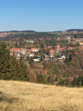 View fra Sankt Andreasberg