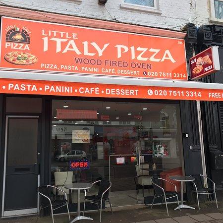 Little Italy Pizza Ltd