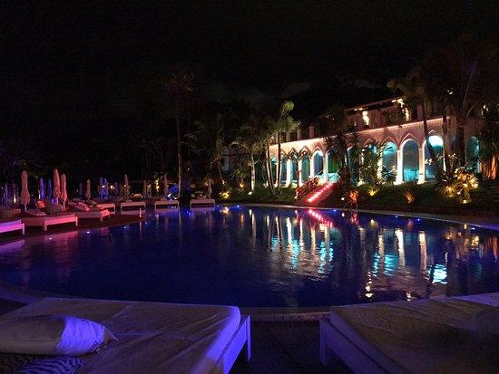 DPNY Beach Hotel & Spa: Piscina - Única piscina do hotel, profundidade alta e aquecida.