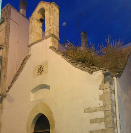 Chiesa di San Nicola in Montedoro