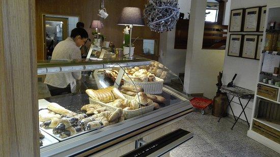 Biersdorf am See, Niemcy: Fresh bread
