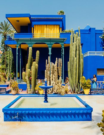 Jardin Majorelle Marrakech 2019 All You Need To Know Before You