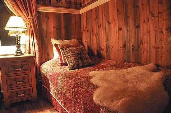 Tanndalen, Szwecja: All rooms we saw are so cosy!