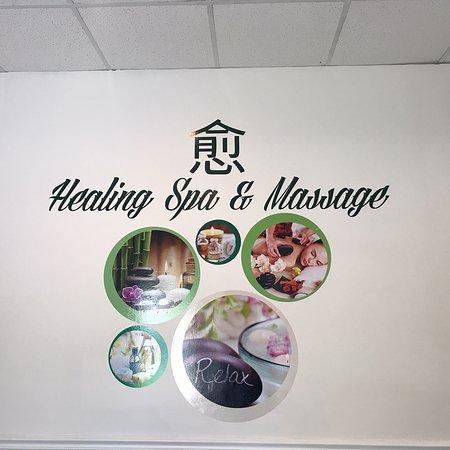 Healing Spa and Massage