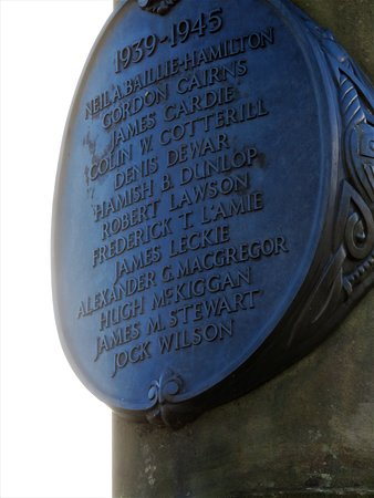 Callander War Memorial