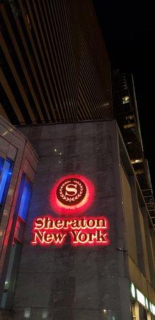 Sheraton New York Times Square Hotel: Tradicional