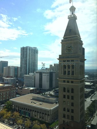 Window View - The Westin Denver Downtown Photo