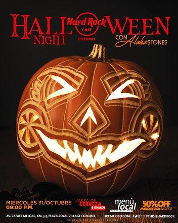 Hard Rock Cafe: Halloween