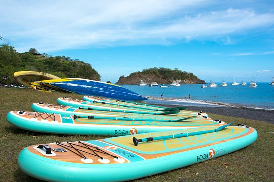 Playa Hermosa, Costa Rica: BOGA YOGA Floating Studio