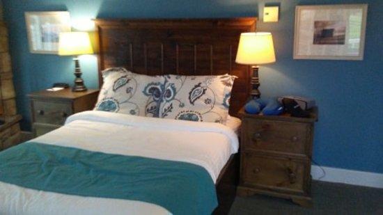 Brome, Canada: Très belle chambre