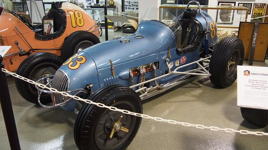 Knoxville, IA: National Sprint Car Hall of Fame and Museum