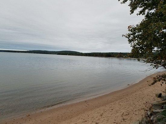Christmas, MI: View of Lake Superior