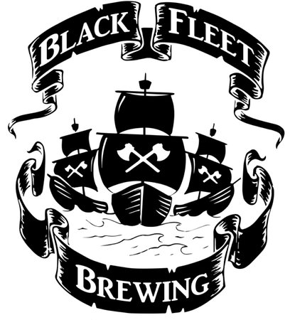 Такома, Вашингтон: Black Fleet Brewing Taproom & Kitchen