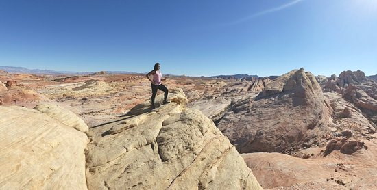 Valley of Fire Tour