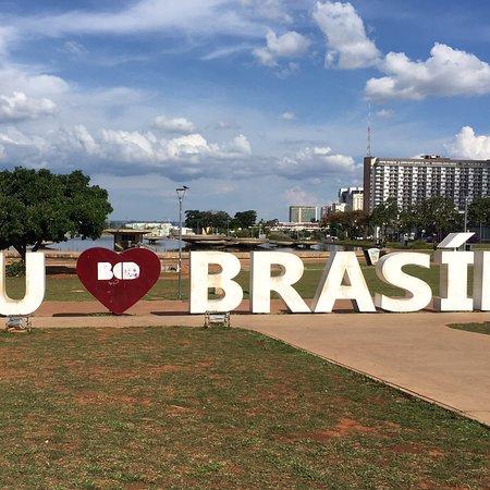 Brasilia, DF: Eu Amo Brasília