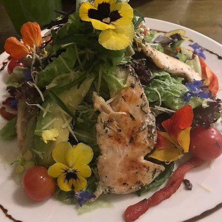 Amazing food - great taste and beautiful
