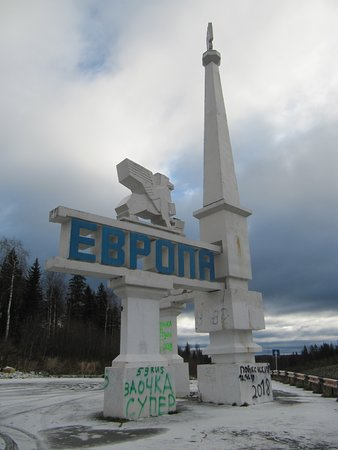 Obelisk Europe - Asia