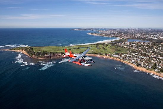 Sydney Northern Beaches Scenic Flight...