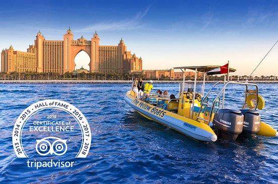 Dubai RIB Boat Cruise: Palm Jumeirah...