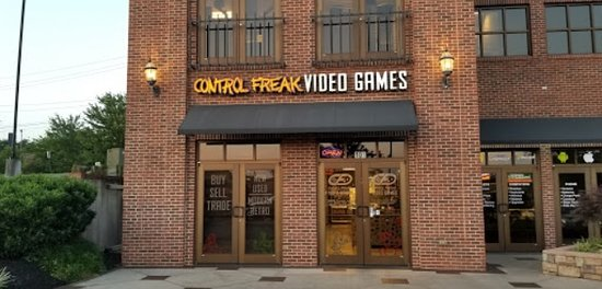 Control Freak Video Games