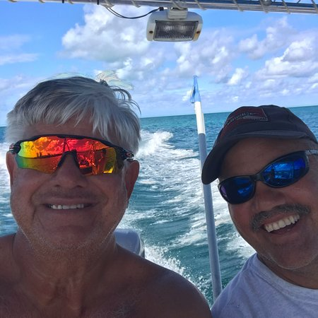 Great Guana Cay: One of best days ever! Abaco, Bahamas, Troy was our captain and was a great guide! Swim w/pigs,
