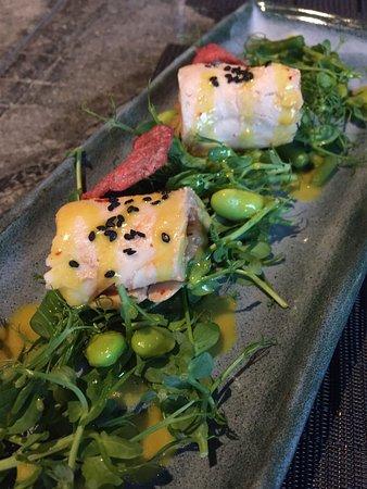 Jinjuu: fushio dish