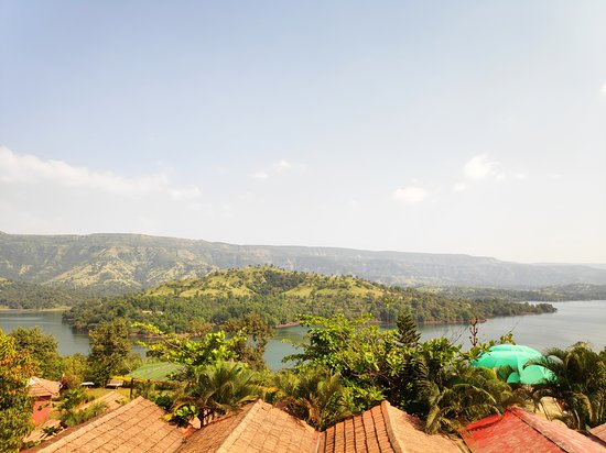 Tapola, India: View From Room
