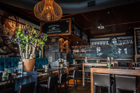 Papendrecht, Países Bajos: restaurant