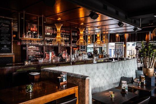 Papendrecht, The Netherlands: bar