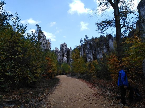 Prachov Rocks: Prachovské Skaly