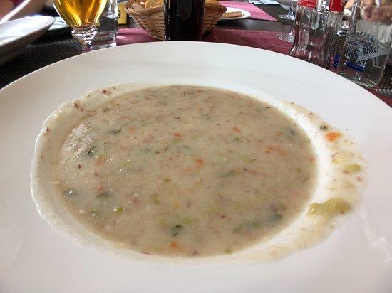 San Bernardino, Sveits: Soup
