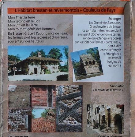 Saint-Etienne-du-Bois, Francja: Liste des choses à visiter autour de Saint Etienne du Bois