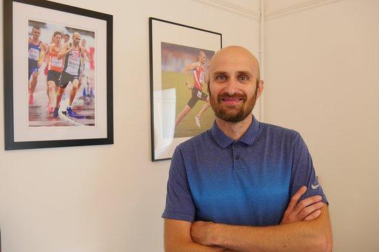 Gareth Warburton Sports Massage Therapist