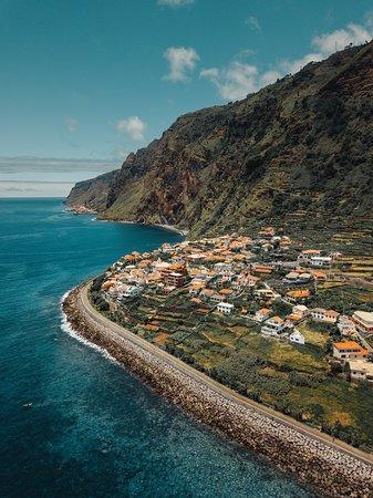 Madeira, Portugal: Jardim do mar