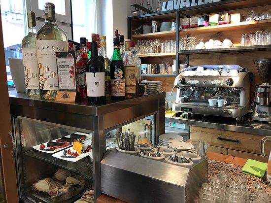 authentische italienische Bar