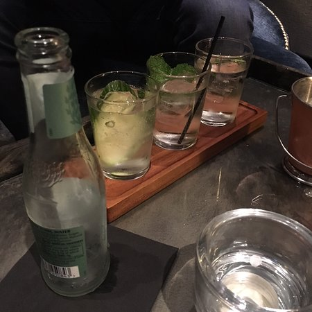 La Dragon: Gin Flight
