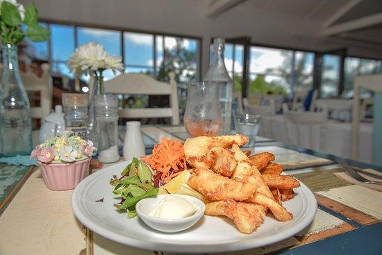 The Orangery Maleny-qld: Wonderful delicious calamari