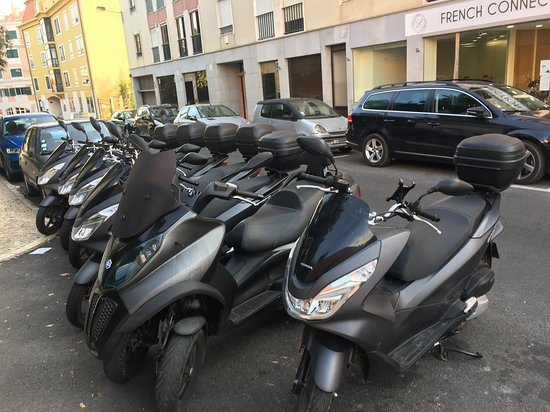 ‪French Connection LX Scooters‬