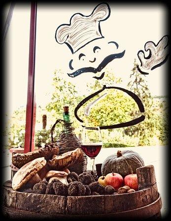 Santa Margherita di Staffora, Italy: L'autunno in tavola...