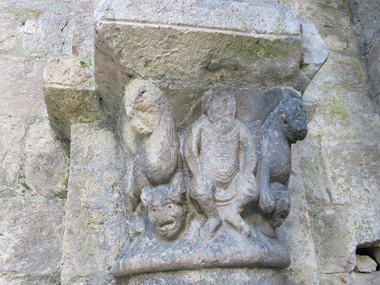 Marcilhac-sur-Cele, فرنسا: Sculpteur