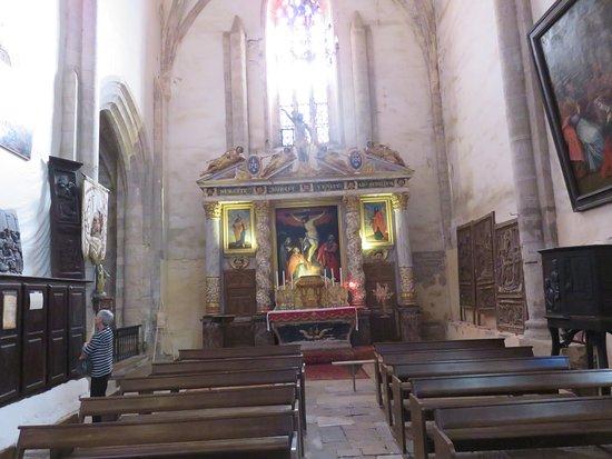 Marcilhac-sur-Cele, فرنسا: Autel