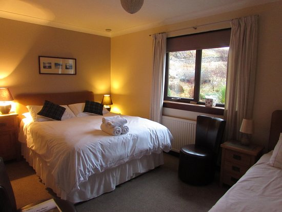 Rhiconich, UK: Room 4