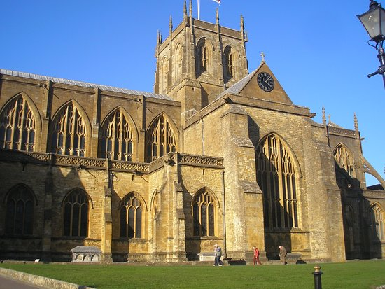 Sherborne Abbey: The Abbey