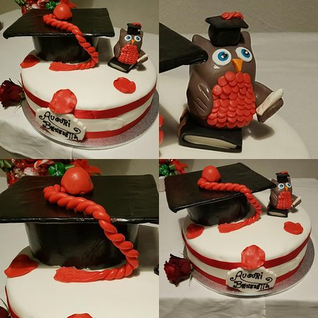 torta di laurea!!!!